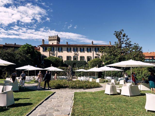 Il matrimonio di Niccolò e Annalisa a Bodio Lomnago, Varese 21