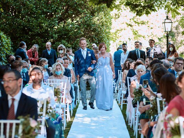 Il matrimonio di Niccolò e Annalisa a Bodio Lomnago, Varese 29