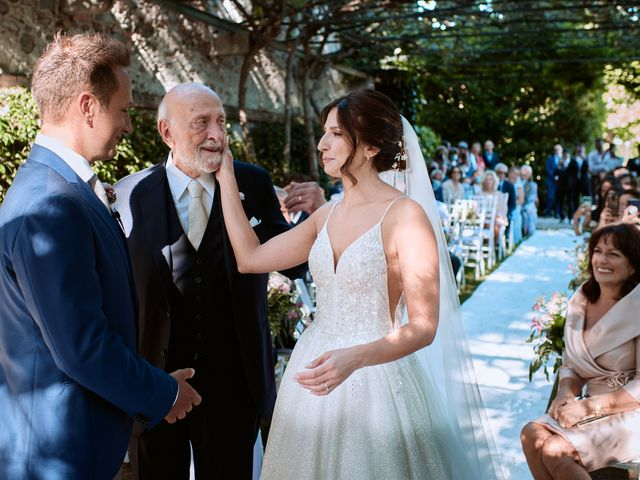 Il matrimonio di Niccolò e Annalisa a Bodio Lomnago, Varese 35