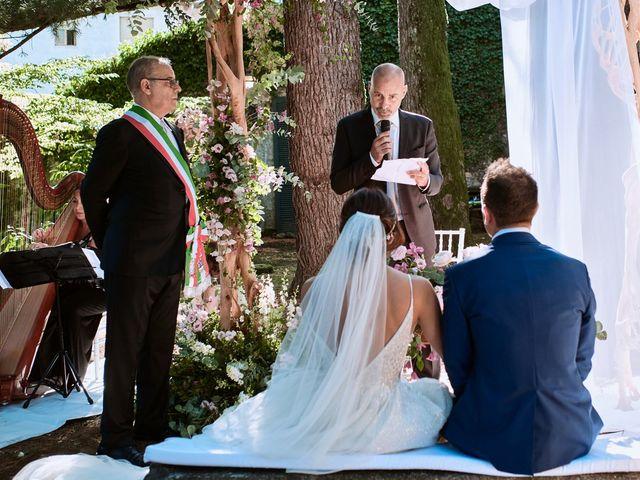 Il matrimonio di Niccolò e Annalisa a Bodio Lomnago, Varese 37