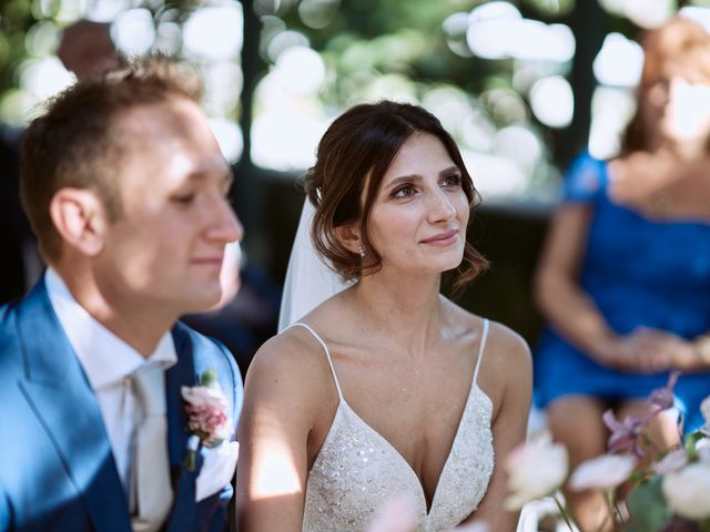 Il matrimonio di Niccolò e Annalisa a Bodio Lomnago, Varese 38