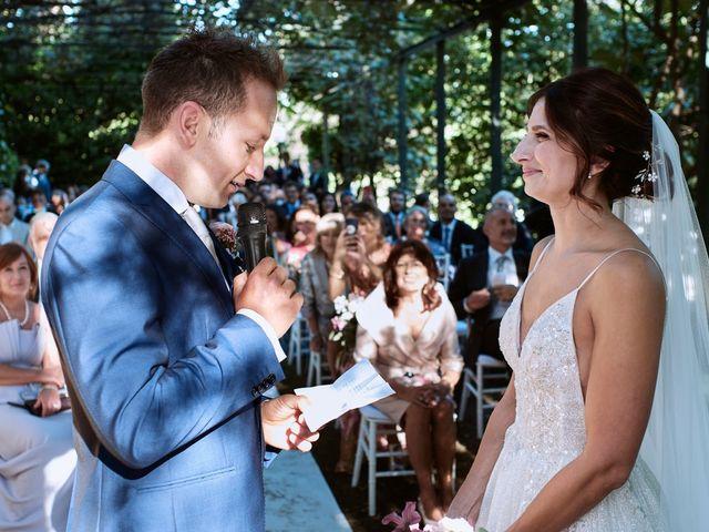 Il matrimonio di Niccolò e Annalisa a Bodio Lomnago, Varese 44
