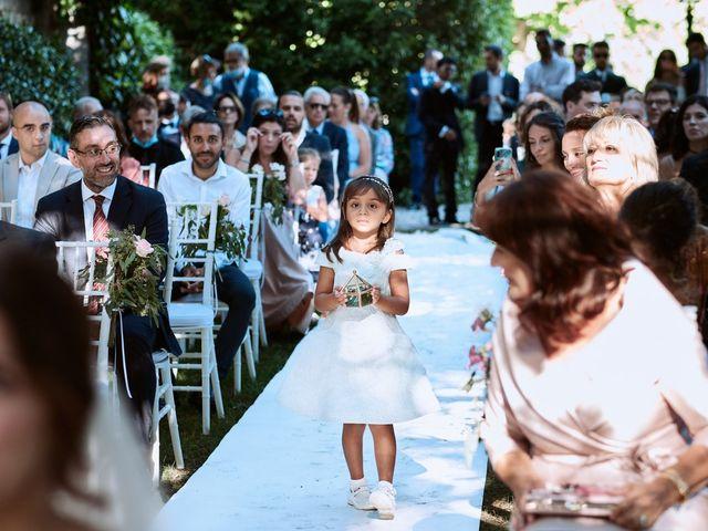 Il matrimonio di Niccolò e Annalisa a Bodio Lomnago, Varese 45