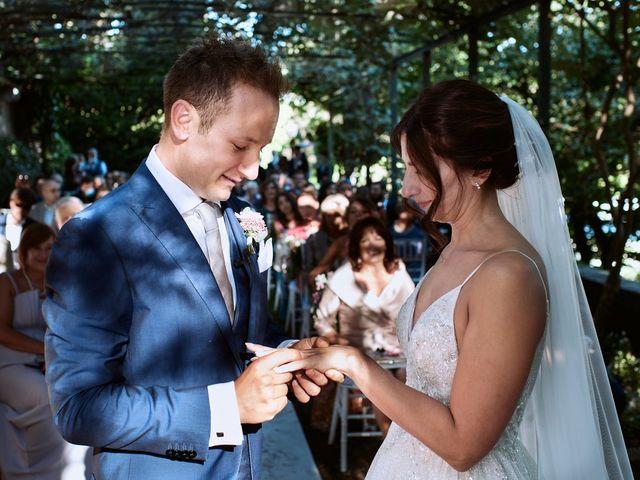 Il matrimonio di Niccolò e Annalisa a Bodio Lomnago, Varese 46
