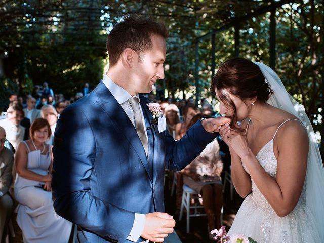 Il matrimonio di Niccolò e Annalisa a Bodio Lomnago, Varese 47