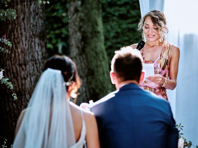 Il matrimonio di Niccolò e Annalisa a Bodio Lomnago, Varese 49