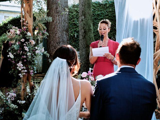 Il matrimonio di Niccolò e Annalisa a Bodio Lomnago, Varese 52