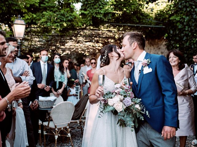 Il matrimonio di Niccolò e Annalisa a Bodio Lomnago, Varese 63