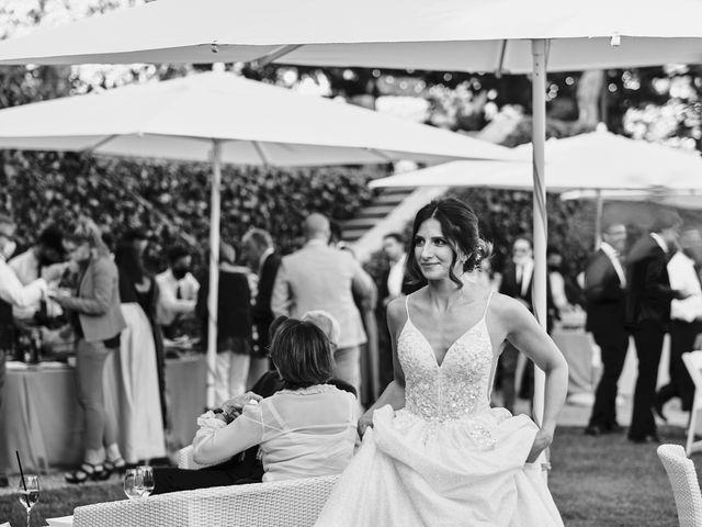 Il matrimonio di Niccolò e Annalisa a Bodio Lomnago, Varese 70