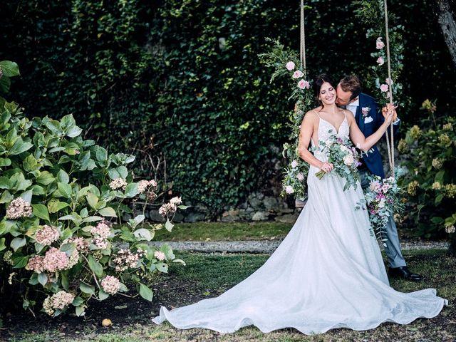 Il matrimonio di Niccolò e Annalisa a Bodio Lomnago, Varese 73