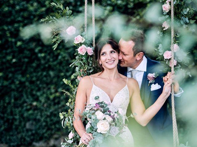 Le nozze di Annalisa e Niccolò