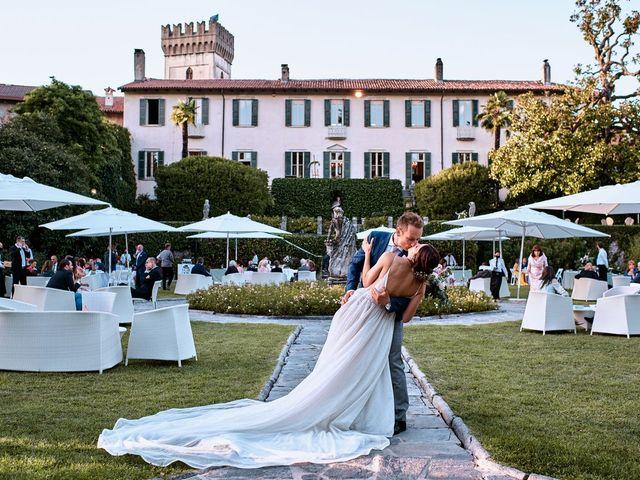 Il matrimonio di Niccolò e Annalisa a Bodio Lomnago, Varese 75