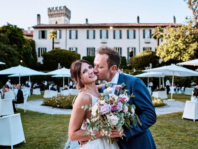 Il matrimonio di Niccolò e Annalisa a Bodio Lomnago, Varese 76