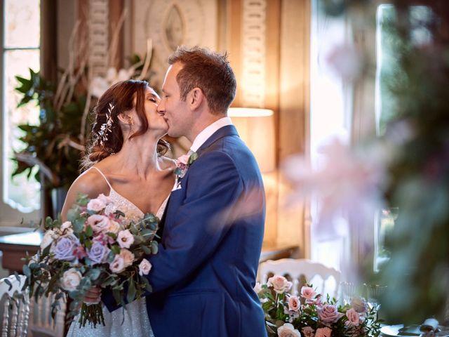 Il matrimonio di Niccolò e Annalisa a Bodio Lomnago, Varese 78