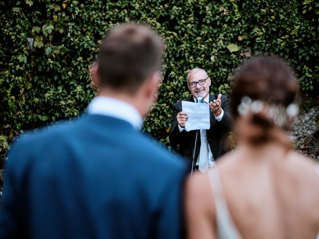 Il matrimonio di Niccolò e Annalisa a Bodio Lomnago, Varese 79