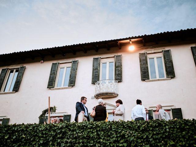 Il matrimonio di Niccolò e Annalisa a Bodio Lomnago, Varese 85