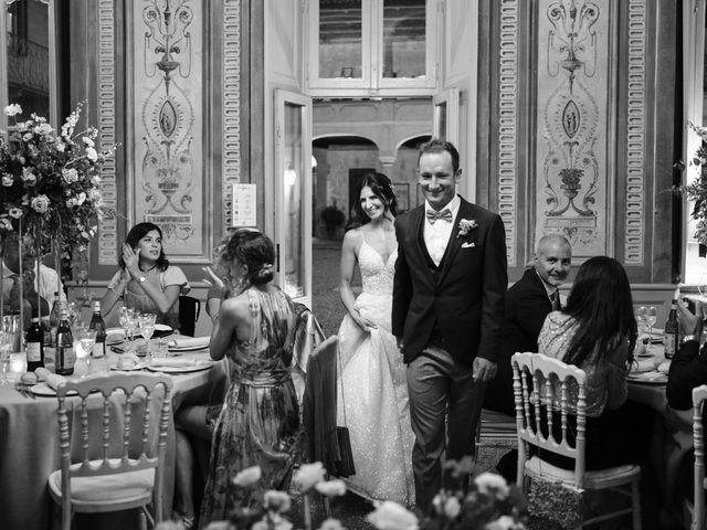 Il matrimonio di Niccolò e Annalisa a Bodio Lomnago, Varese 86
