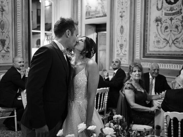 Il matrimonio di Niccolò e Annalisa a Bodio Lomnago, Varese 87