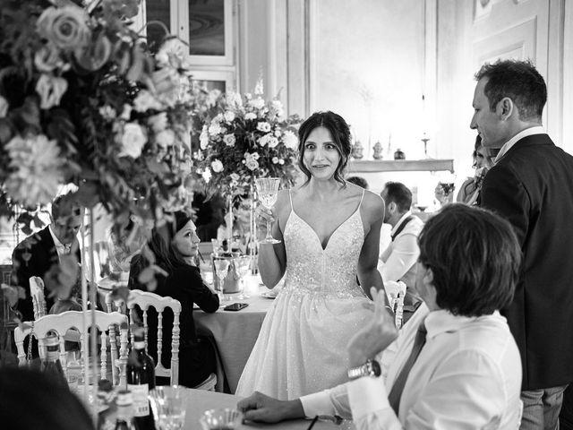 Il matrimonio di Niccolò e Annalisa a Bodio Lomnago, Varese 92