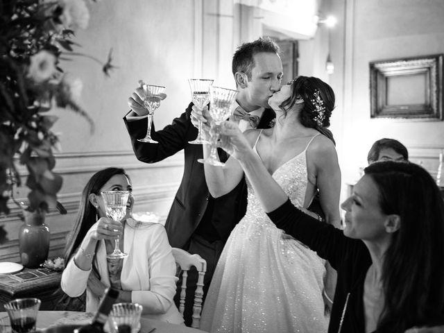 Il matrimonio di Niccolò e Annalisa a Bodio Lomnago, Varese 93