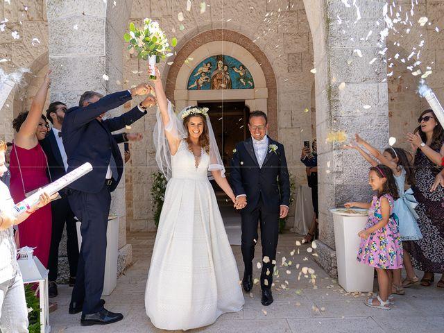 Il matrimonio di Pasquale e Stefania a Monopoli, Bari 17