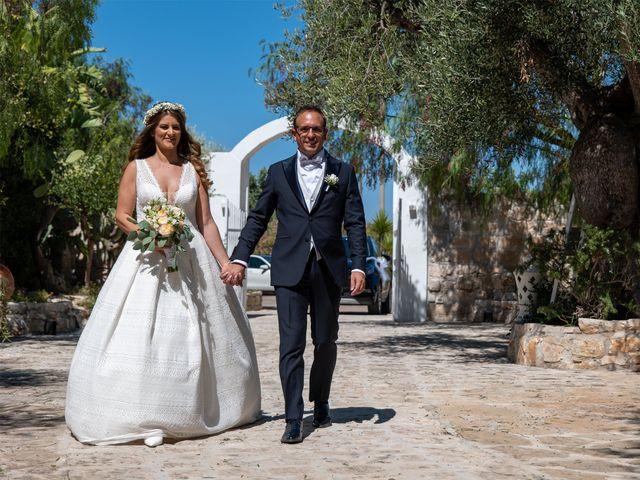 Il matrimonio di Pasquale e Stefania a Monopoli, Bari 19