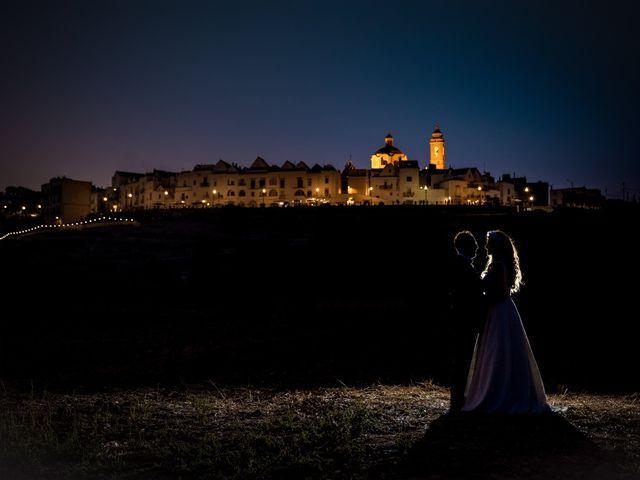 Il matrimonio di Pasquale e Stefania a Monopoli, Bari 31