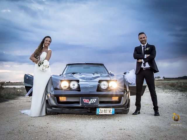 Le nozze di Monica e Alessandro