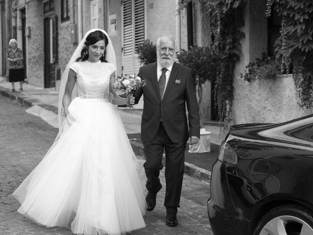 Il matrimonio di Margherita e Onorio a Corleone, Palermo 13