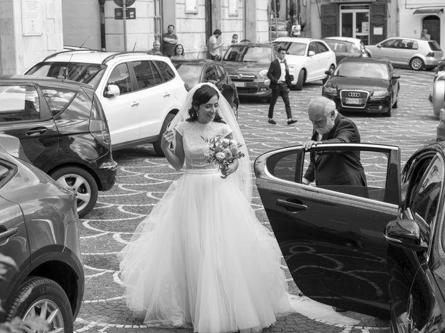 Il matrimonio di Margherita e Onorio a Corleone, Palermo 20