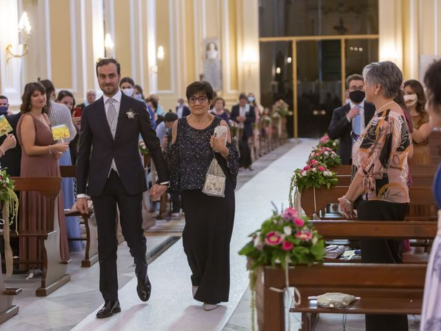 Il matrimonio di Margherita e Onorio a Corleone, Palermo 22