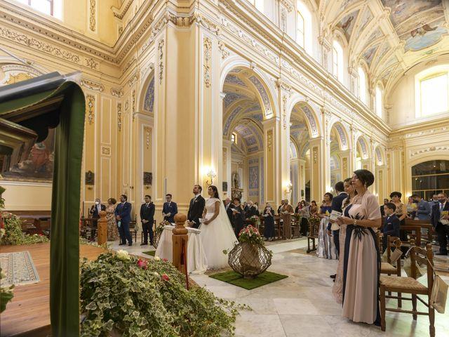 Il matrimonio di Margherita e Onorio a Corleone, Palermo 24