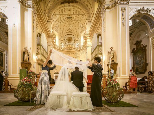 Il matrimonio di Margherita e Onorio a Corleone, Palermo 28