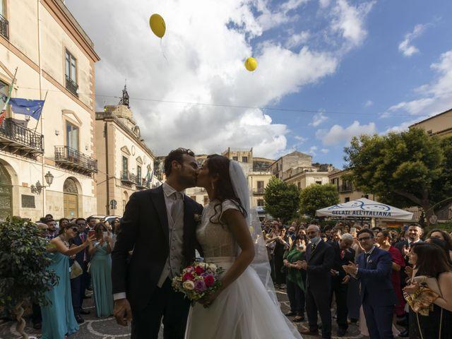 Il matrimonio di Margherita e Onorio a Corleone, Palermo 32