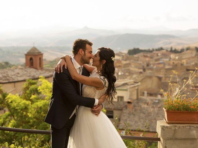 Il matrimonio di Margherita e Onorio a Corleone, Palermo 37