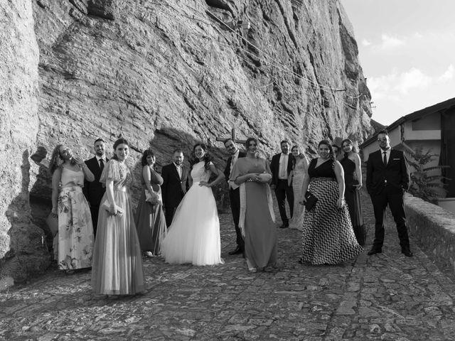 Il matrimonio di Margherita e Onorio a Corleone, Palermo 44