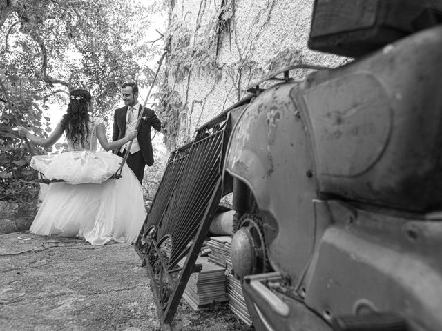 Il matrimonio di Margherita e Onorio a Corleone, Palermo 45