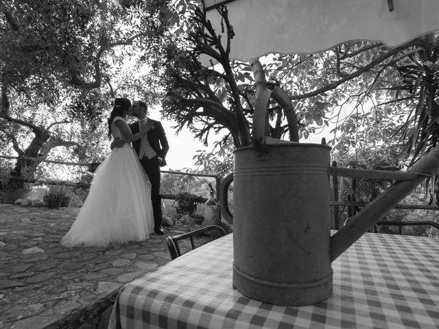 Il matrimonio di Margherita e Onorio a Corleone, Palermo 46