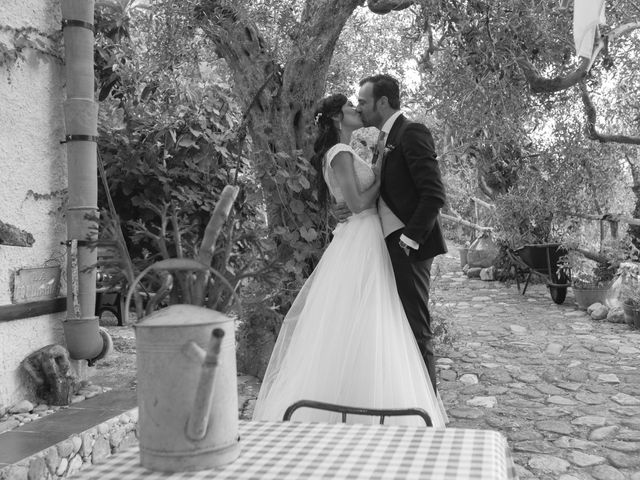 Il matrimonio di Margherita e Onorio a Corleone, Palermo 47