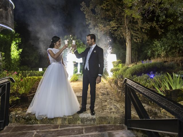 Il matrimonio di Margherita e Onorio a Corleone, Palermo 52