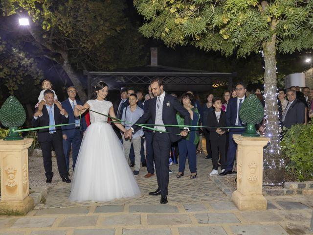 Il matrimonio di Margherita e Onorio a Corleone, Palermo 53