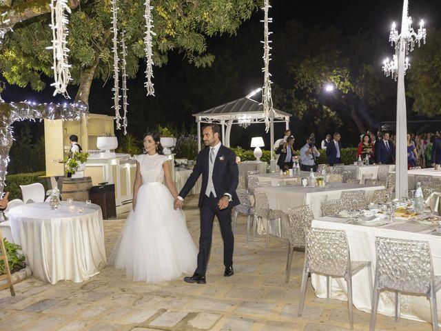 Il matrimonio di Margherita e Onorio a Corleone, Palermo 54