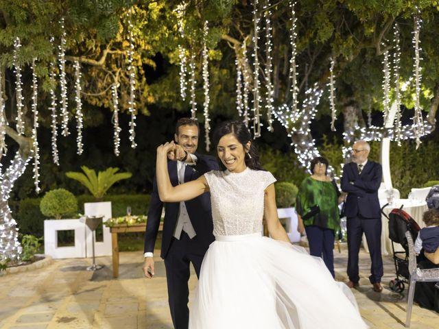 Il matrimonio di Margherita e Onorio a Corleone, Palermo 61