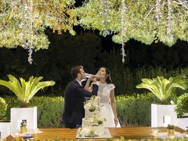 Il matrimonio di Margherita e Onorio a Corleone, Palermo 69