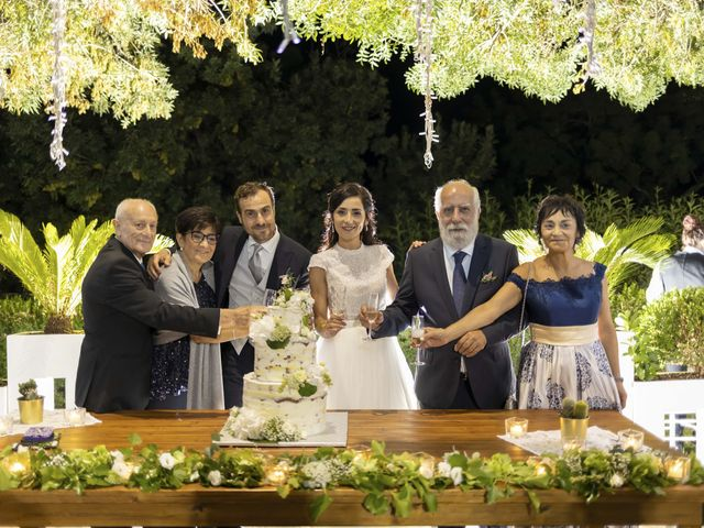 Il matrimonio di Margherita e Onorio a Corleone, Palermo 70
