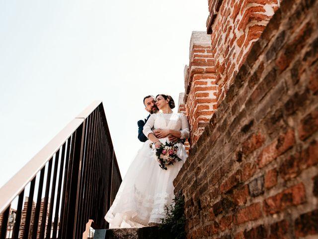 Il matrimonio di Denis e Irene a Noale, Venezia 3