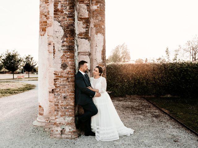 Il matrimonio di Denis e Irene a Noale, Venezia 1