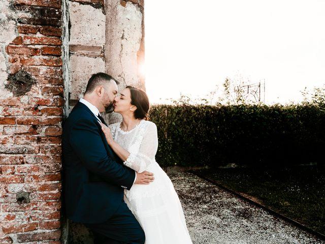 Il matrimonio di Denis e Irene a Noale, Venezia 15