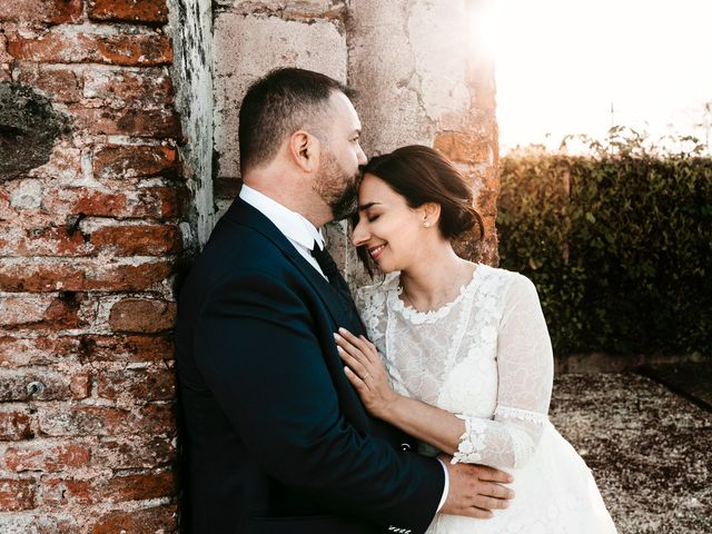 Il matrimonio di Denis e Irene a Noale, Venezia 17