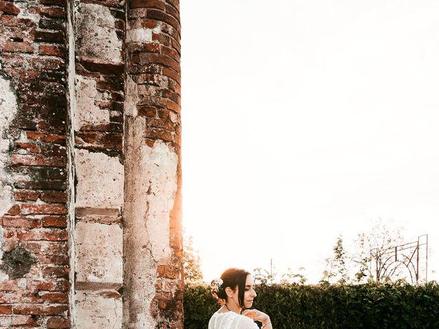 Il matrimonio di Denis e Irene a Noale, Venezia 19